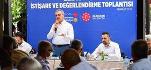 """Elbistan'a 527 milyonluk yatırım Başkan Güngör: """"5 bin kişiye istihdam sağlanacak"""""""