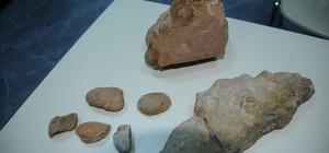 BİYOMER faaliyetlerine fosil kayıtları tutarak başladı