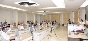 Belediye Meclisi Temmuz ayı ikinci oturumu yapıldı