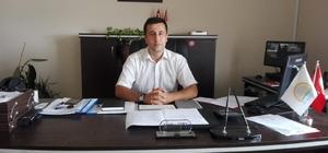 Pazaryeri İlçe Tarım ve Orman Müdürü Serdar Sert göreve başladı