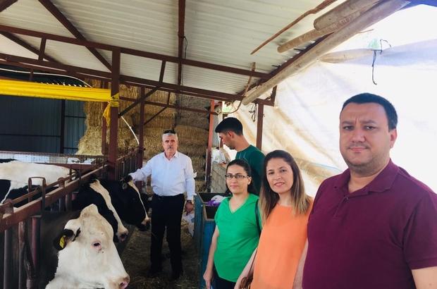 İŞKUR'un desteklediği girişimcilere yerinde ziyaret