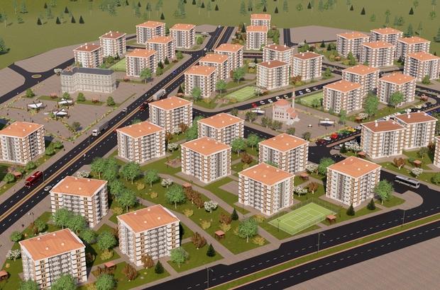Sivas'ta kentsel dönüşüm çalışmaları Sivas'ta uygulanacak kentsel dönüşüm projelerinin detaylarını görüşmek üzere Sivas Belediye Başkanı Hilmi Bilgin ve ekibi Ankara'ya çıkarma yaptı