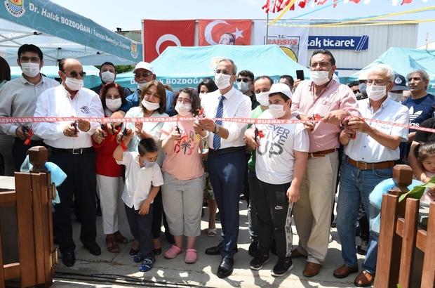 Tarsus'ta down sendromlu ve engelli bireyler için '+1 Kafe' açıldı