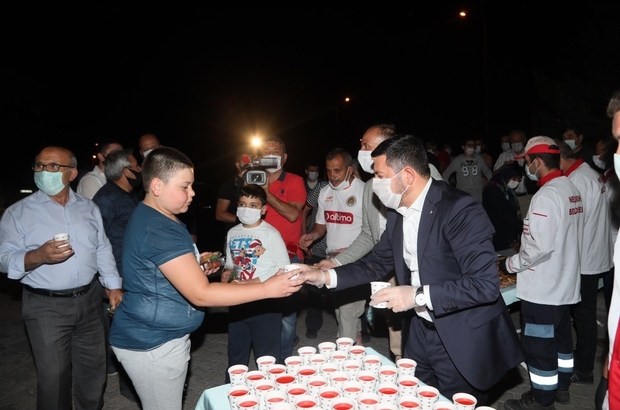 Ayasofya'nın ibadete açılması Nevşehir'de coşkuyla kutlandı