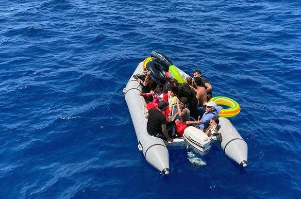 60 sığınmacı kurtarıldı Marmaris Bozburun ve Kızılada açıklarında iki ayrı olayda toplam 60 sığınmacı Sahil Güvenlik ekipleri tarafından kurtarıldı.