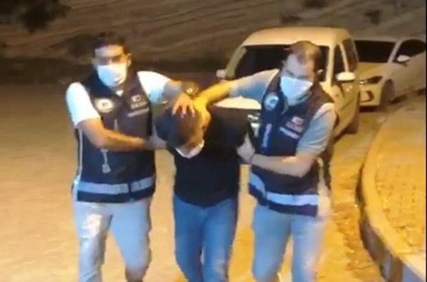 Serbest bırakılmıştı, görüntüler ortaya çıkınca yeniden gözaltına alındı Silahla tehdit iddiasının ardından serbest bırakılan şahıs yeniden gözaltında