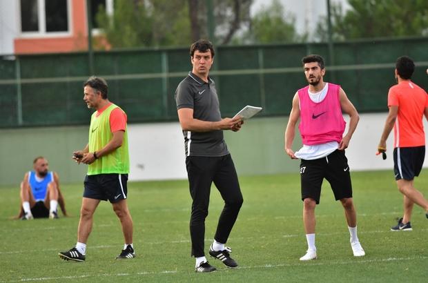 Manisa FK'da İnegölspor hazırlıkları devam ediyor