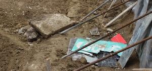 İzmir'de inşaat kazısında lahit bulunmuştu, sit alanı ilan edildi Bulunan altın taç ve mezar kalıntıları 2 bin yıllık