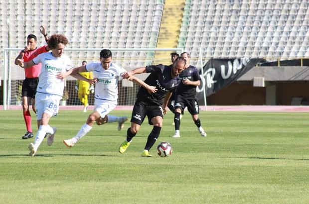 TFF 1. Lig: Altay: 0 - BB Erzurumspor: 1