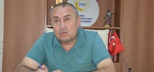 """Doğal afetler ve hastalıklar tarım sektörünü etkiledi Manisa Ziraat Mühendisleri Odası Başkanı İbrahim Demran: """"Umarım devlet çiftçiye yardımlarda bulunur. Aksi takdirde tarım birçok riskle karşı karşıya kalır"""""""