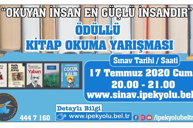 İpekyolu'nda 'Kitap Okuma Yarışması'nda finale doğru