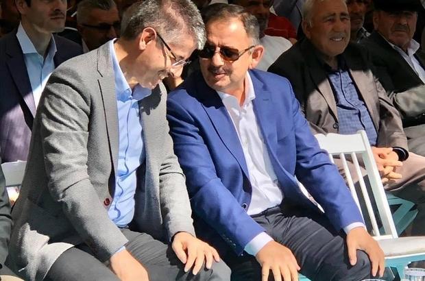 """Başkan Çopuroğlu: """"CHP'nin destan yazdığını söylediği belediyeler, Cumhur İttifakı Belediyeleridir"""""""