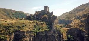 Tarihi kaleye 'Seyir Terası' projesi onaylandı