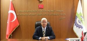 Ergene Belediye Başkanı Yüksel'den 15 Temmuz mesajı
