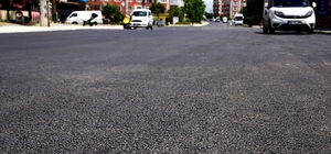Çorlu Belediyesi asfaltlama çalışmalarını hızlandırdı