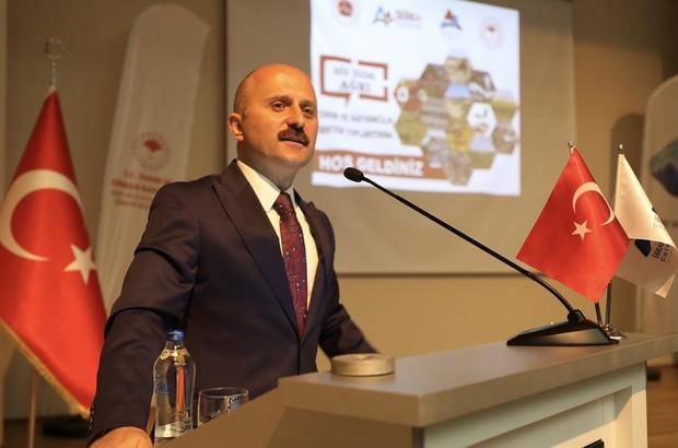 Vali Varol, Tarım ve Hayvancılık Sektör Toplantısı'na katıldı