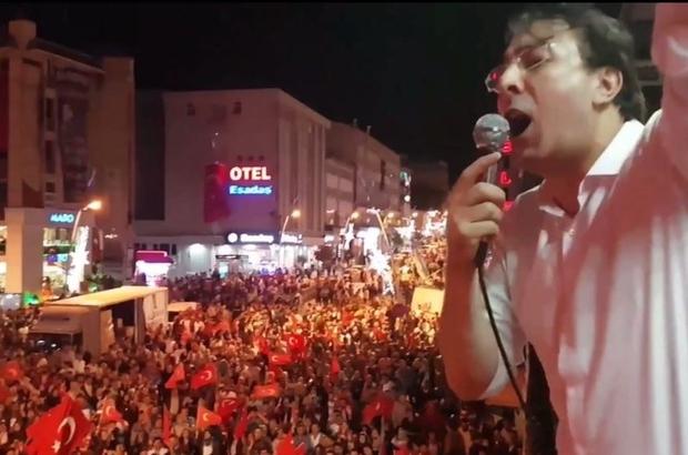 """Milletvekili Aydemir: """"Milli İrade ufku değişmez istikametimiz"""""""