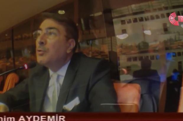 """AK Parti Erzurum Milletvekili Aydemir'den terörle mücadele kararlılığına övgü Aydemir: """"Azerbaycan'ın yanındayız"""""""