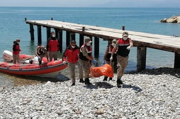 Van Gölü'nden çıkarılan ceset sayısı 34 oldu