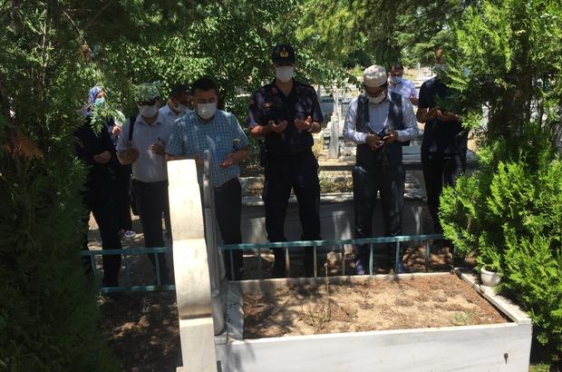 Kulu'da 15 Temmuz etkinliklerinde şehitler anıldı