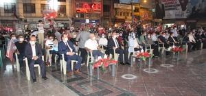 Kilis'te 15 Temmuz'u anma etkinliği