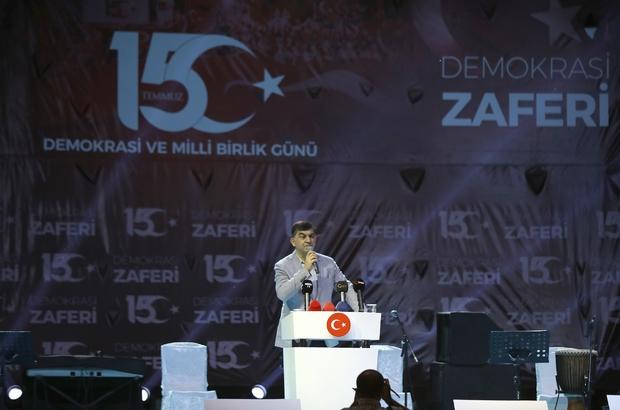 Başkan Fadıloğlu, demokrasiye sahip çıkanlara teşekkür etti