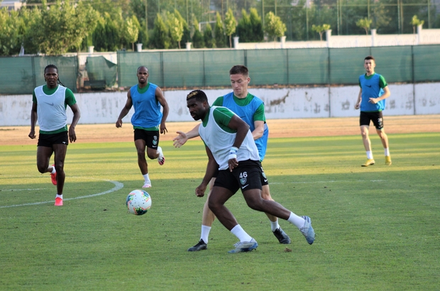 Denizlispor, Alanyaspor maçına hazırlanıyor