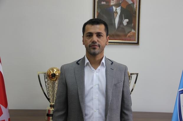"""Hüseyin Üneş: """"Bir daha düşmemek üzere Süper Lig'e çıkmak istiyoruz"""" BB Erzurumspor Başkanı Hüseyin Üneş: """"Süper Lige direk çıkacağımıza inancımız sonsuz"""" """"Ligde en az gol yiyen takım olmamızda bütün futbolcuların inanılmaz katkısı var"""" """"TFF'nin aldığı yabancı sınırlaması kararı doğru bir karar değil"""""""