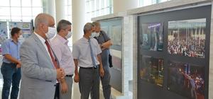 KAEÜ'sinde 15 Temmuz yansımaları adlı fotoğraf sergisi açıldı
