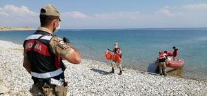 Van Gölü'nden çıkarılan ceset sayısı 45'i buldu