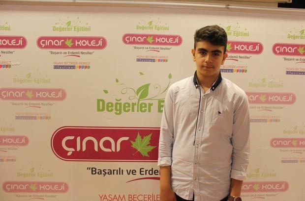 500 tam puan ile LGS'de Türkiye birincisi oldu