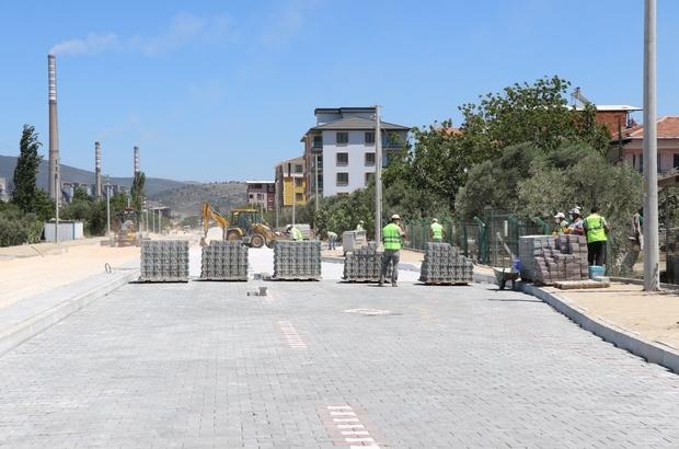 Adnan Menderes Caddesinde sona gelindi