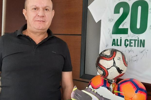 """Denizlispor Başkanı Çetin: """"Alanya'dan 3 puan alarak önümüzdeki yılın planlamasına başlayacağız"""""""