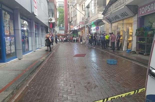 Trabzon'da silahlı kavga: 3 yaralı