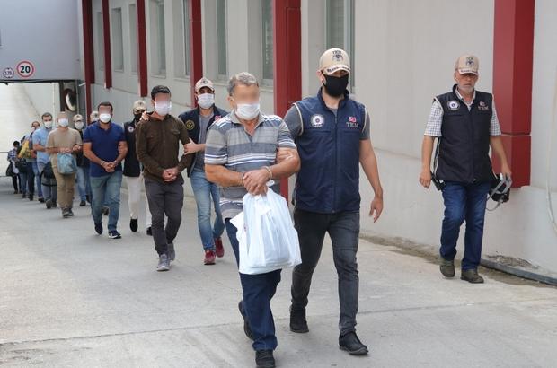 Cezaevine ayakkabı tabanında örgüt talimatı Adana merkezli 6 ilde PKK/KCK operasyonu