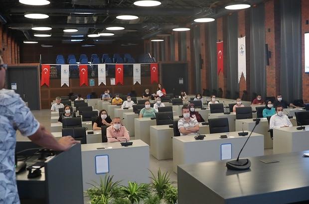 Pamukkale Belediyesinde kişisel veriler güvende