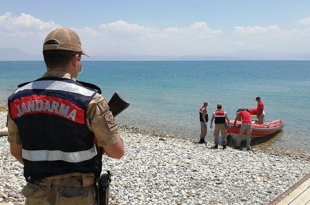 Van Gölü'nden çıkan ceset sayısı 48 oldu