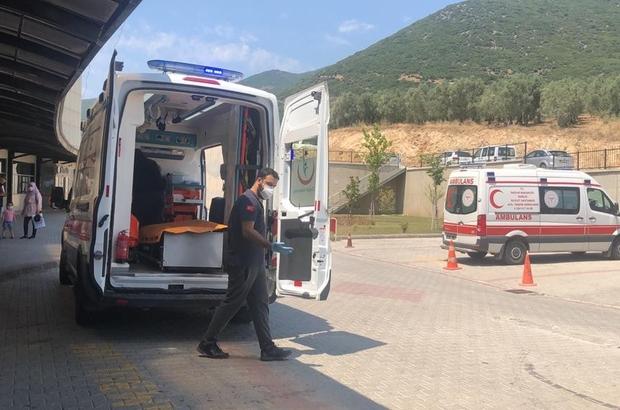 Derede can pazarı İstanbul'lu avukat serinlemek için girdiği derede boğularak can verdi Cankurtaranlar tarafından suyun dibinden çıkarılan 2 çocuk babası avukata kalp masajı yapıldı, ancak kurtarılamadı