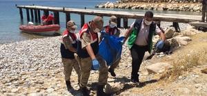 Van Gölü'nden çıkarılan ceset sayısı 56'ya ulaştı
