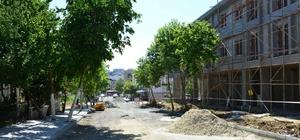 Süleymanpaşa'da yol atağı sürüyor