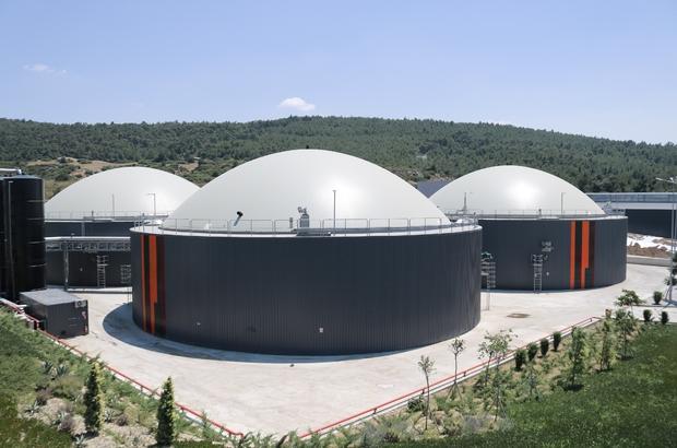 Hayvan dışkıları elektrik ve organik gübreye dönüşüyor Foça Biyogaz'da paydaşlar buluşması