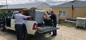 Bakanlıktan hibe çöp konteynerlerini para karşılığında sattılar Mesire alanı için satın aldığı çöp konteynerleri Çevre ve Şehircilik Bakanlığı'nın hibesi çıktı