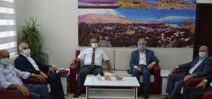Adilcevaz ile Konya arasında 'kardeş belediye' protokolü