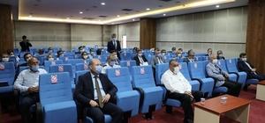 Bartın'da İl Koordinasyon Kurulu toplantısı yapıldı