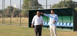 Yerköyspor Gazi Osman Çakmak Stadı 2020-2021 Sezonuna Hazır