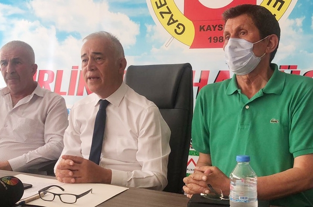 Kayseri ASKF Genel Kurulu 8 Ağustos'ta 396 delege oy kullanacak