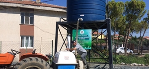 Başkan Bilgin'den çiftçilere büyük hizmet Saruhanlı'nın 21 bölgesine su dolum tesisi kuruluyor