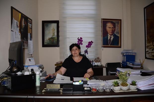 Kuşadası Belediyesi'ne kadın eli değdi Kuşadası Belediyesi'nin 22 müdüründen 10'u kadın