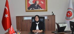 Beyşehir'in ilk kadın başsavcısı göreve başladı