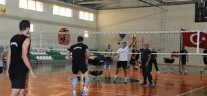 Solhanspor, ilk antrenmanına çıktı